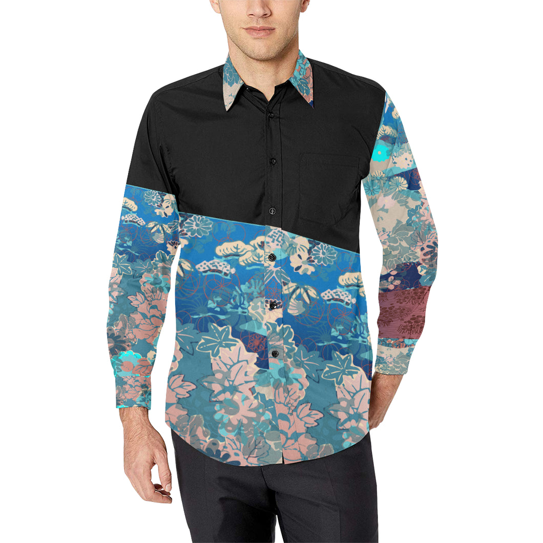 Palette Cleanse Casual Dress Shirt