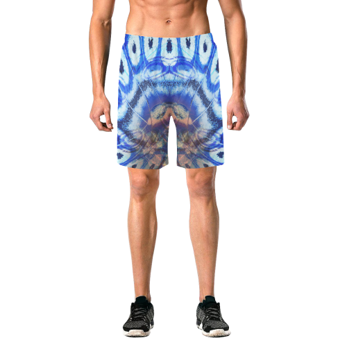 Blue Ray Men's Shorts