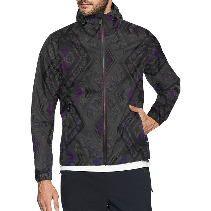 Black Pearl Windbreaker