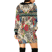 Effective Affection Hooded Dress