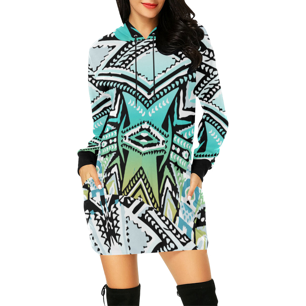 Kava Hooded Dress
