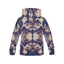 Midnight Off of Kanagawa Women's Hoodie