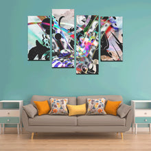 $uperbad Canvas Wall Art (4 pieces)