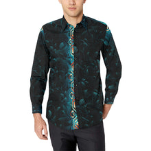 Mountain Mist Code Black Casual Dress Shirt