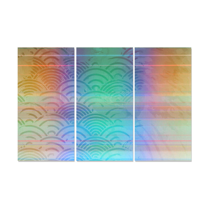 Spectrum Synthesis Canvas Wall Art