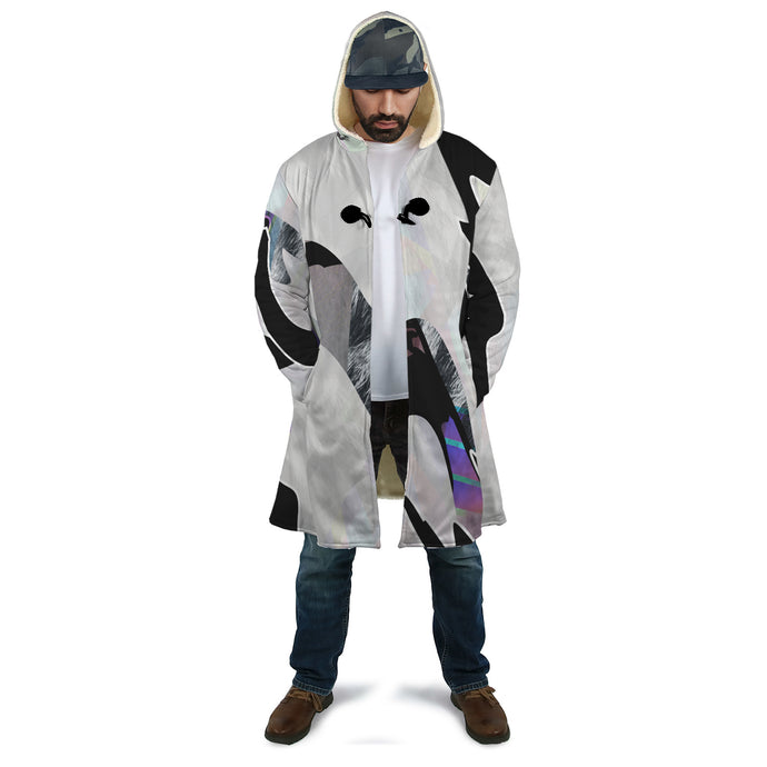 Johnny Blow Sherpa Cloak