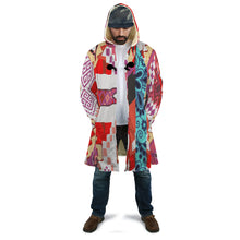 Attack of the Killer Kimono Sherpa Cloak