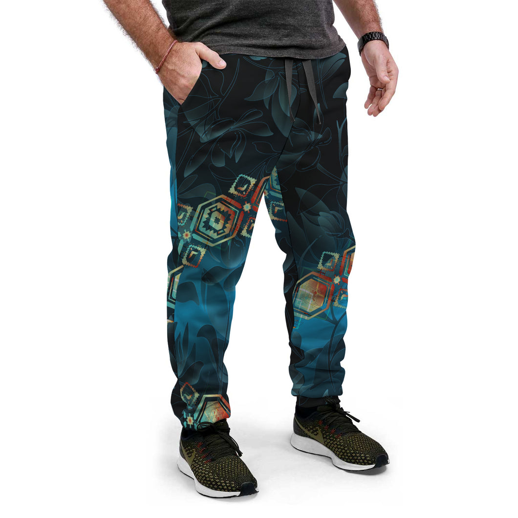 Mountain Mist Code Black Joggers