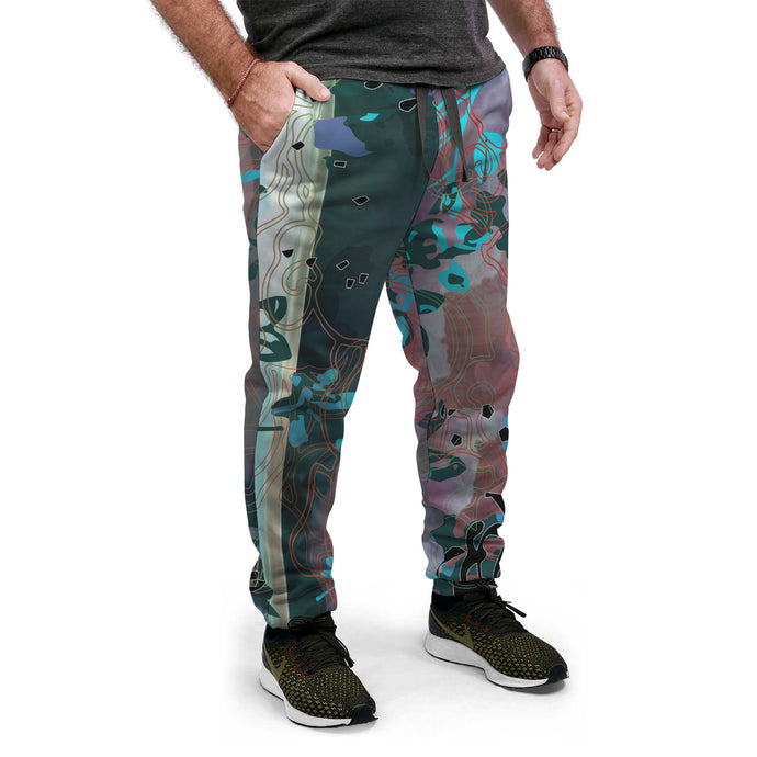 Trouble in Paradise Joggers
