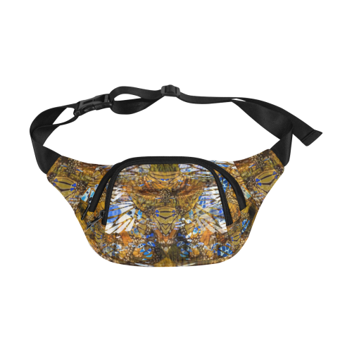 Monarchy 5 Zip Fanny Pack