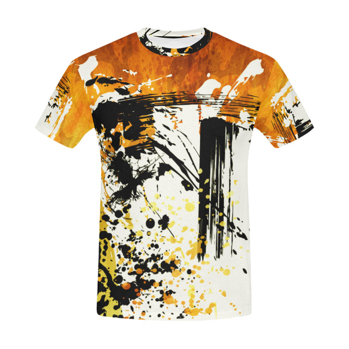 Sunflower Samurai Sublimated Tee