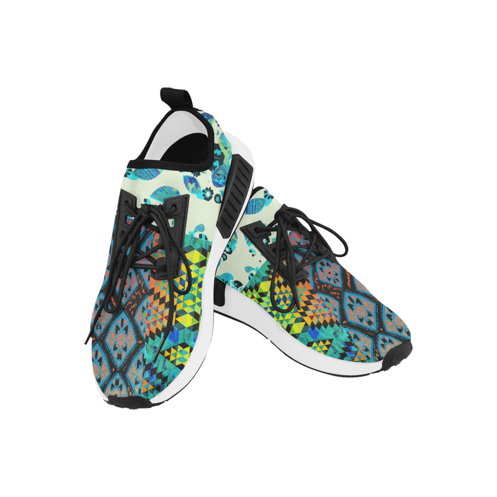 Synthesis Retrieval Men's running shoes