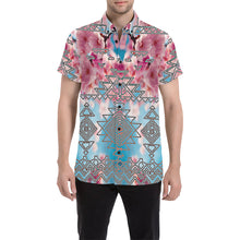 Regenerating Short Sleeve Button Up