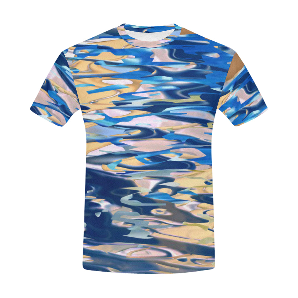 Be As Water Sublimated Tee