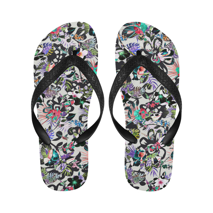 Saucy Safari Flip Flops