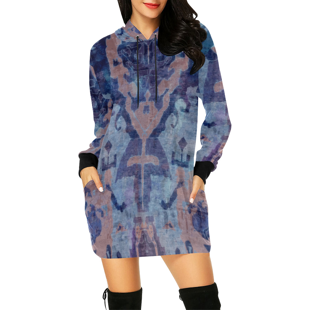Twilight Galaxy Hooded Dress