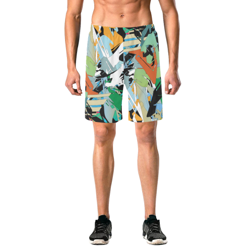 Beats and Pieces Men's Shorts