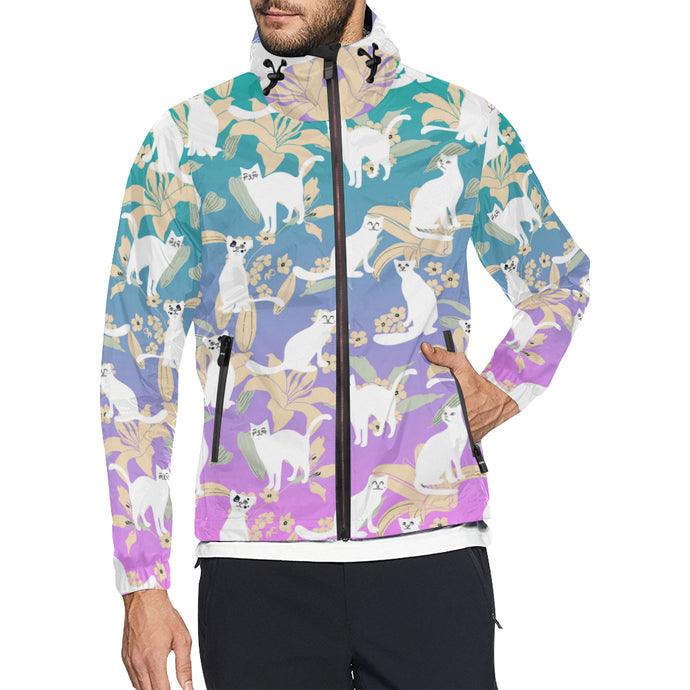 The Little Kitty Commitee Windbreaker