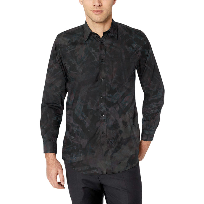 Slick With It Casual Dress Shirt