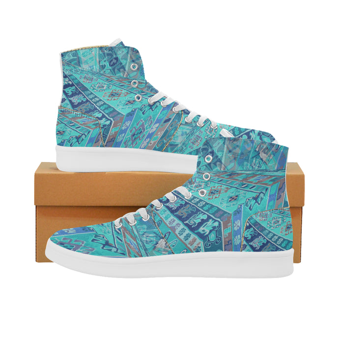Quitting Cold Turkey Canvas Sneakers