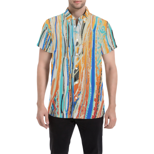 Notorious Short Sleeve Button Up
