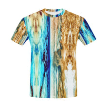 When the Ocean met the Sun Sublimated Tee