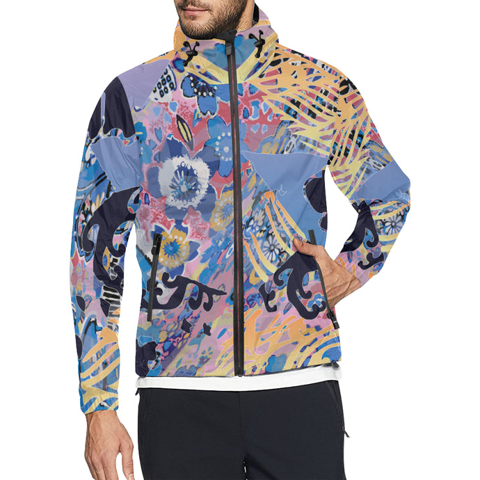 Lost in Translation Windbreaker