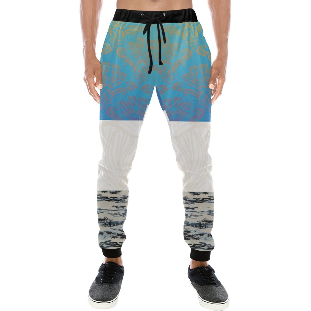 Partly Cloudy Joggers