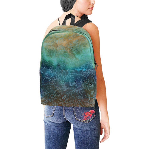 The Buddha Blues Backpack