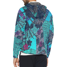 Peninsula Scrap Windbreaker