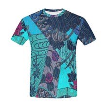 Peninsula Scrap Sublimated Tee