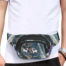 Between Now and Forever 5 Zip Fanny Pack