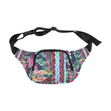 Habitual Rhythms 5 Zip Fanny Pack