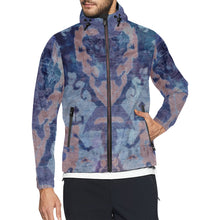 Twilight Galaxy Windbreaker