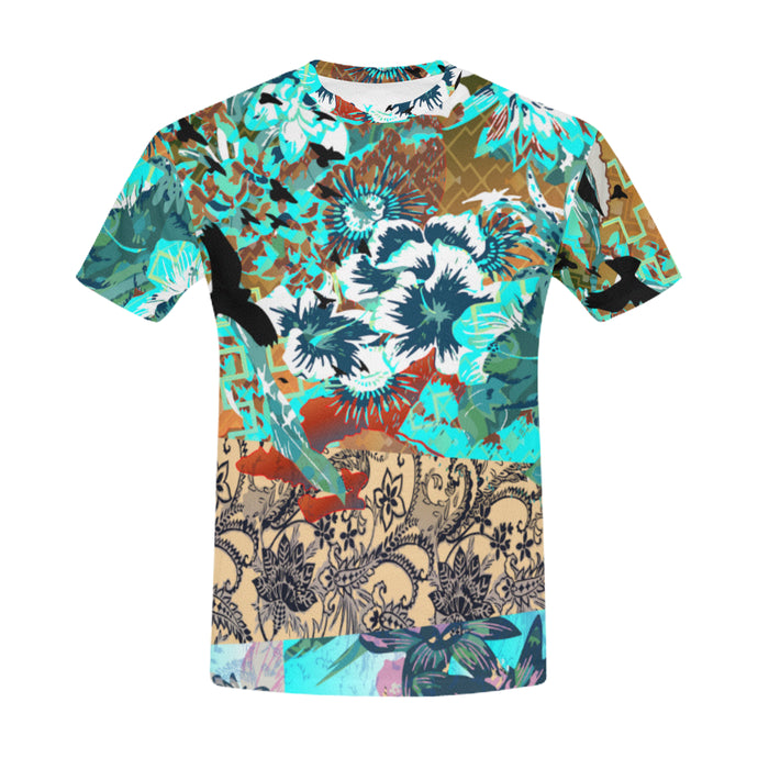 Retro Remission Sublimated Tee