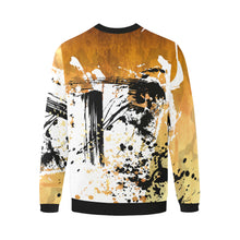 Sunflower Samurai Long Sleeve Crewneck