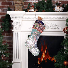 Sailing the Solar Flares Christmas Stocking