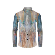 Bamboo Eater in Rainbow Casual Dress Shirt