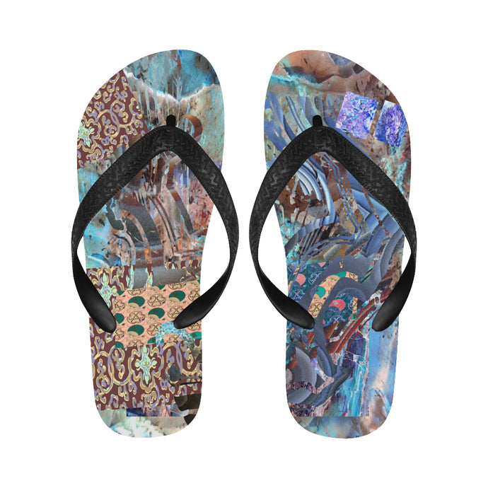 Negotiable Behavior Flip Flops