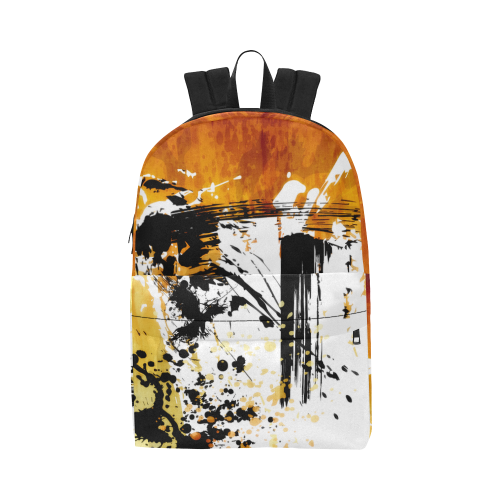 Sunflower Samurai Backpack