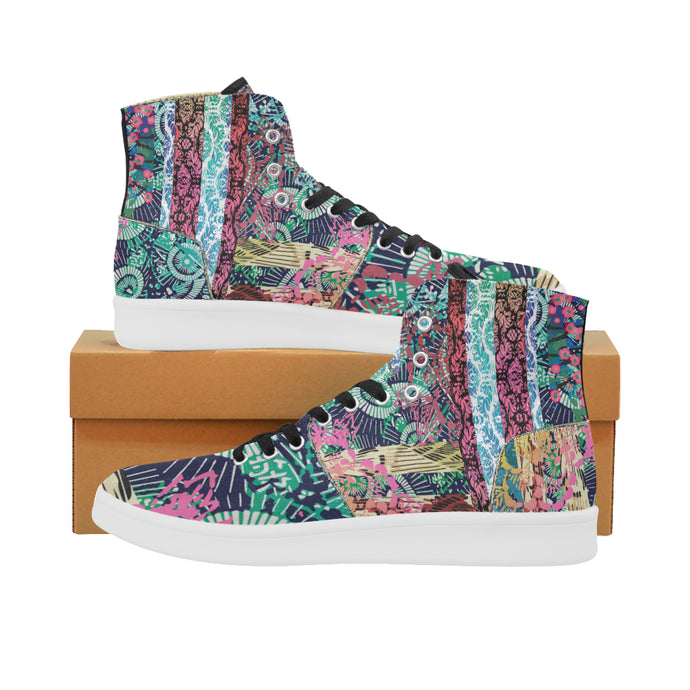 Habitual Rhythms Canvas Sneakers