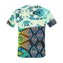 Synthesis Retreival Sublimated Tee