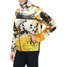 Sunflower Samurai Windbreaker