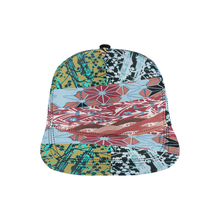 Fresh Squeezed Snapback All Over Print Snapback Hat