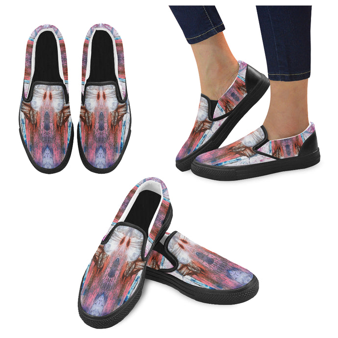 Orchid Slip On Large