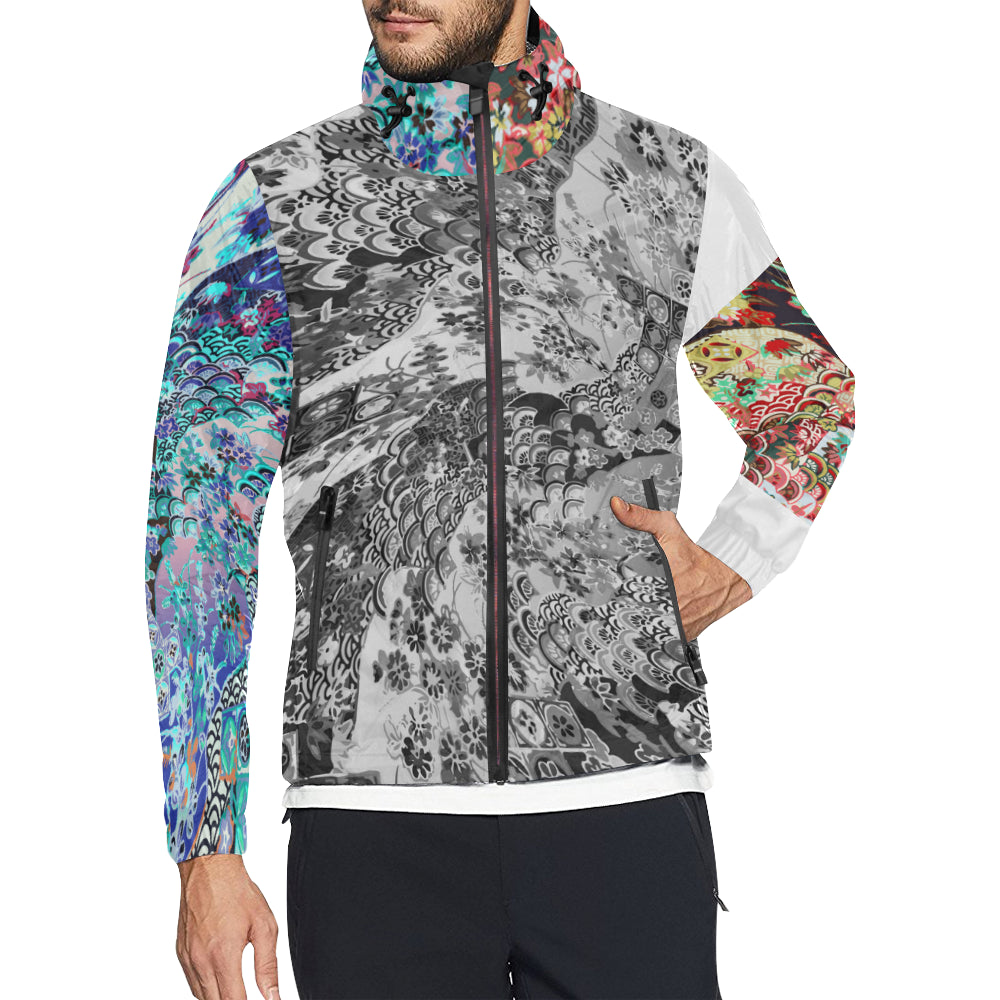 Contemplation Windbreaker