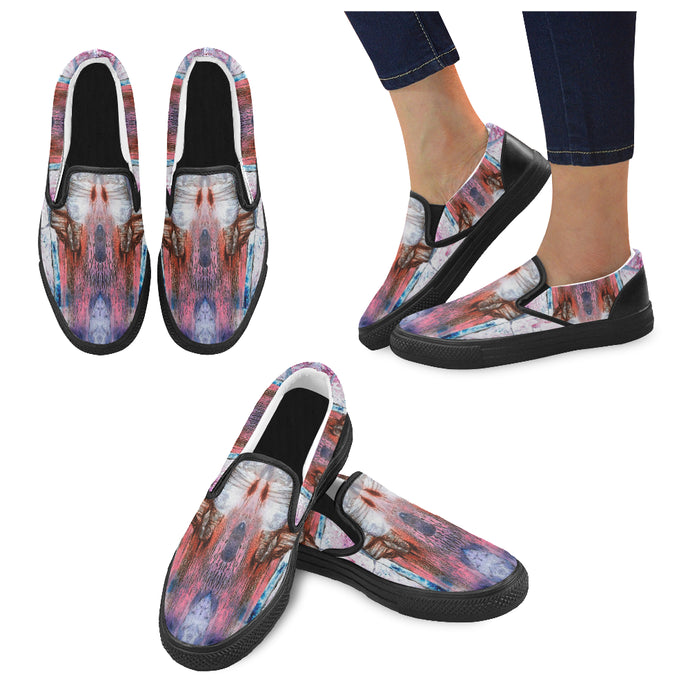 Orchid Slip On