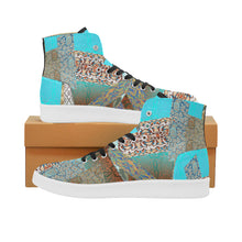 Homeostatic Canvas Sneakers