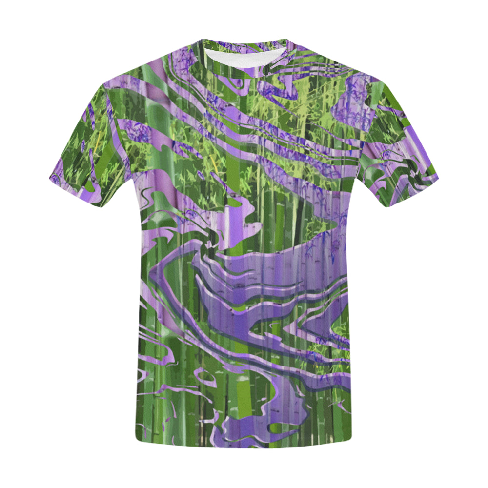 Lazy and Hazy Sublimated Tee