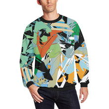 Beats and Pieces Long Sleeve Crewneck